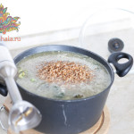 суп из брокколи приготовление